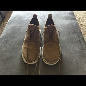 Men's sperry boots size 11